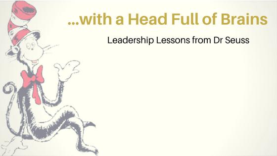 Leadership Dr Seuss Title